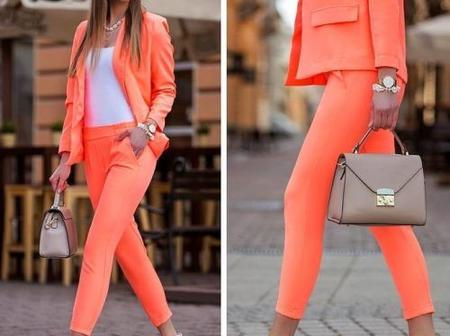 How to rock summer suits for ladies