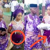 Pregnant Young Lady Allegedly Married Off To An Old Man After The Man Who Impregnated Her Absconded