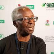 Government Officials should be the first to take the Covid-19 Vaccine - Professor Oyewale Tomori