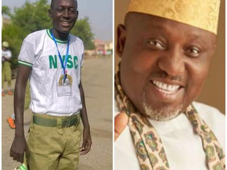 Checkout Message Northern Man Sent To Senator Rochas After He Trained Him In School
