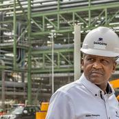 Good news: Dangote has agreed to purchase oil in naira and also sell in naira.