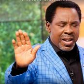 Pastor T. B Joshua: Meet His Lovely Wife, His 2 Daughters And Things To Know About Him.
