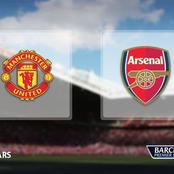 Reasons Why United will win Against Arsenal Next weekend