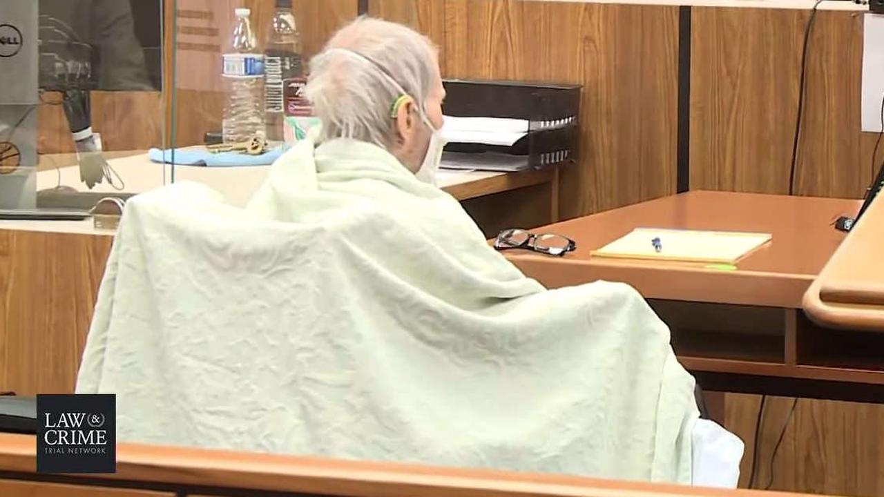 Blanket Statement: Robert Durst Murder Trial Continues on Even After 78-Year-Old Was Hospitalized for Health Scare