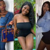 See Pretty Photos Of MC Oluomo's Daughter Who Studied In USA & Got A Job Even Before She Graduated