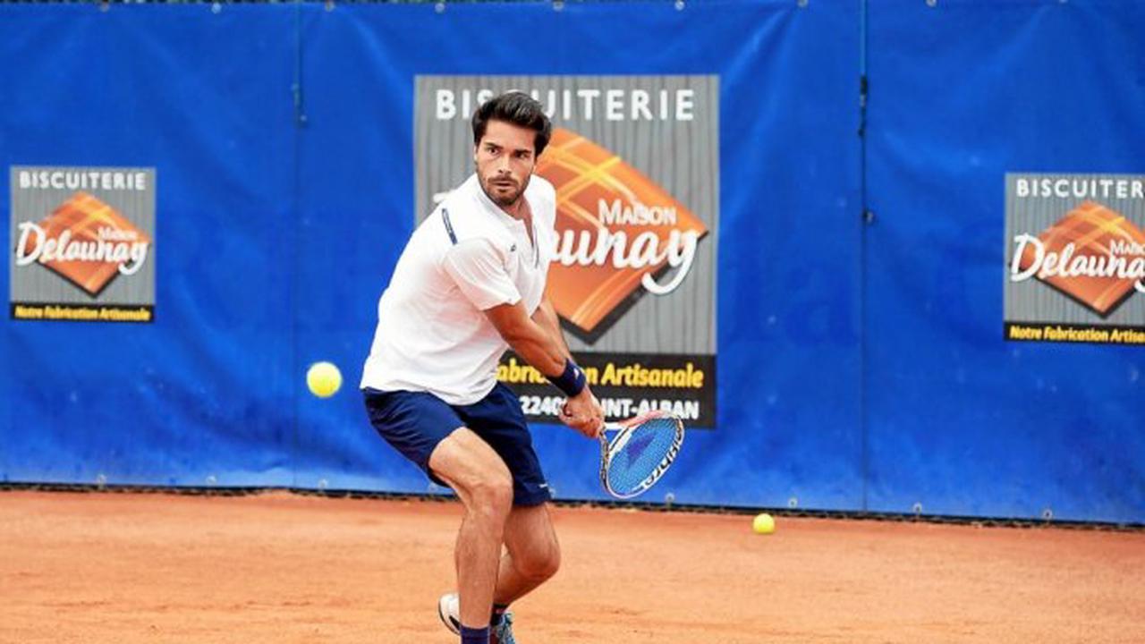 Tennis. Open Guy Hoquet à Saint-Quay-Portrieux: Jules Marie défend son titre