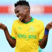 Mamelodi Sundowns won their CAF game by 5 goals