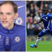 After Chelsea Thrashed Liverpool, See What Thomas Tuchel Said About Ngolo Kante