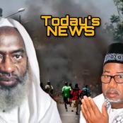 Today's Headlines: Terrorist Kill 7 In Fresh Kaduna Attack, CNDA Demand Arrest Of Gumi & Gov. Bala