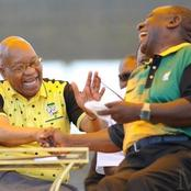 Jacob Zuma and components of the ANC are resolved to destabilizing South Africa