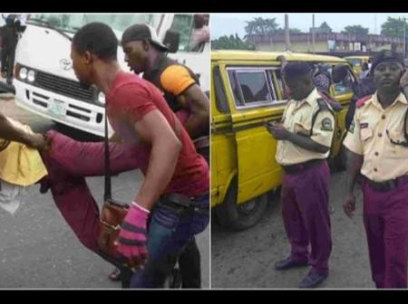 Commercial Bus Drivers Attack LASTMA Officers, Kill One