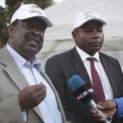 Tangatanga Loses A Vocal MP To Mudavadi's Camp