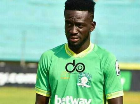 B/R: 'We Are Going To Accra To Give Out Our All And Pick At Least A Point' - Charles Gyamfi Kamara