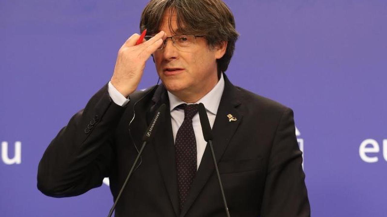 Italien: Kataloniens Ex-Regierungschef Puigdemont verhaftet
