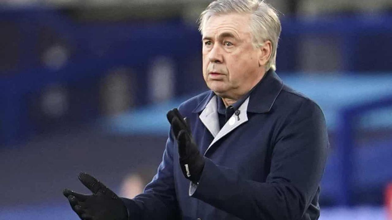 Everton's Ancelotti backs Gbamin to shine and says striker signing unlikely