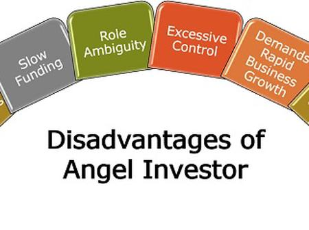 Disadvantages Of Angel Investors