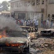 20 School Children Killed In Their Classrooms During A Fire Outbreak In Niger State