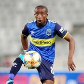 Thabo Nodada Flirts With Kaizer Chiefs: I'd Be Excited To Join Them