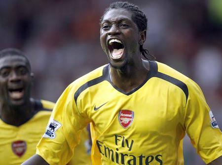 5 Years After Former Arsenal Star Emmanuel Adebayo Converted to Islam, see Lovely Photos of him