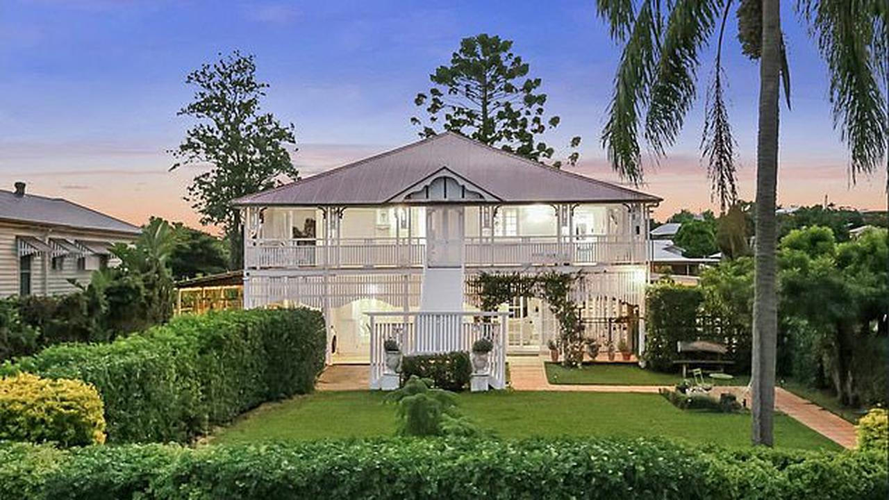 Triple M radio host and former Wallaby Greg 'Marto' Martin is selling his 'party home' of 24 years complete with rugby goalposts