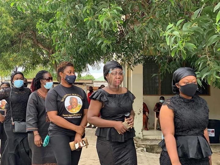 c2271e729899e505bb793a93c84db621?quality=uhq&resize=720 - Management & Staff of Despite Media arrives at the one week observation Of Late Nana Adjei Sikapa(Photos)