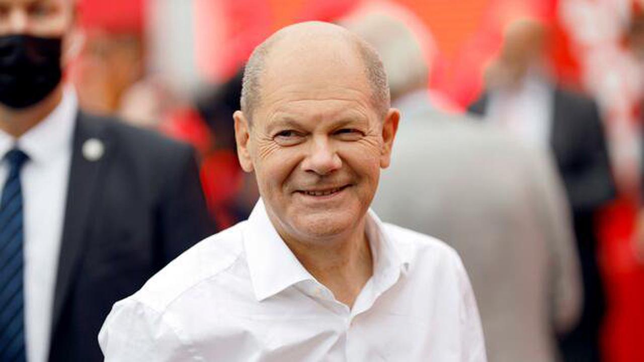 SPD-Kanzlerkandidat: Wer ist Olaf Scholz?
