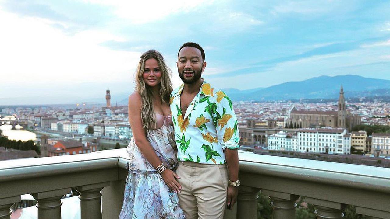 Chrissy Teigen and John Legend sell Beverly Hills mega-mansion for $16.8M ... amid bullying scandal revolving around Teigen