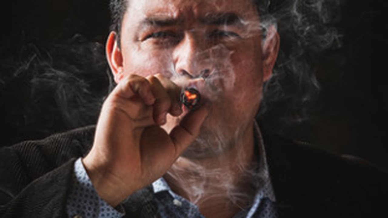 Following the scent: A career move that took him into the cigar business