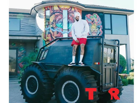 Money Is Good, Checkout The Kind Of Jeep Kanye West Bought For Chris Brown