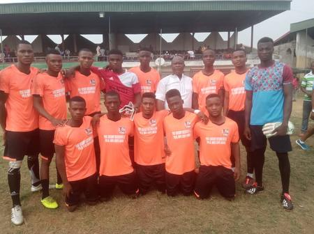 Abia Governor's Cup: 10-Man Umuahia South Wins the Tournament and 1.5 Million