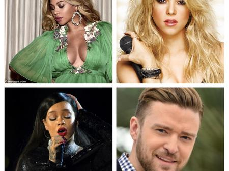 Opinion: Top 10 Richest Singers In The World