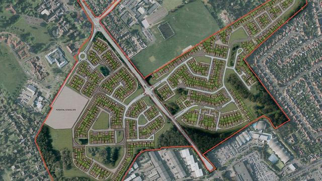 Homes plan at golf club attracts record backlash with more than 3,000 objections
