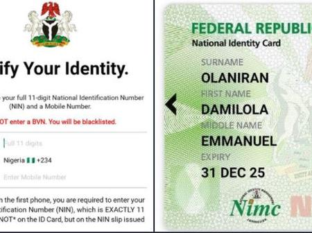 After 10 Years Of Waiting, A Lady Explains How She Accessed Her Original National ID With Photo