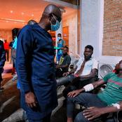 Lagos State Governor Visits Wounded Peaceful Protesters, Promise To Investigate Lekki Shootings