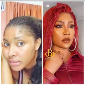 15 Nollywood Stars:  See Their 'Make-up Free' Faces You Don't Get To See Every Day (Pictures).