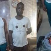 Two men arrested for keeping 120 live ammunition and other harmful substances