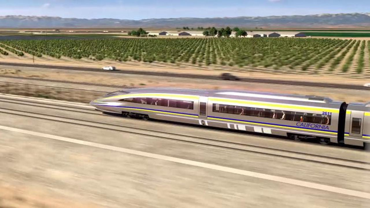 Biden restores $929 mn for California high-speed rail withheld by Trump