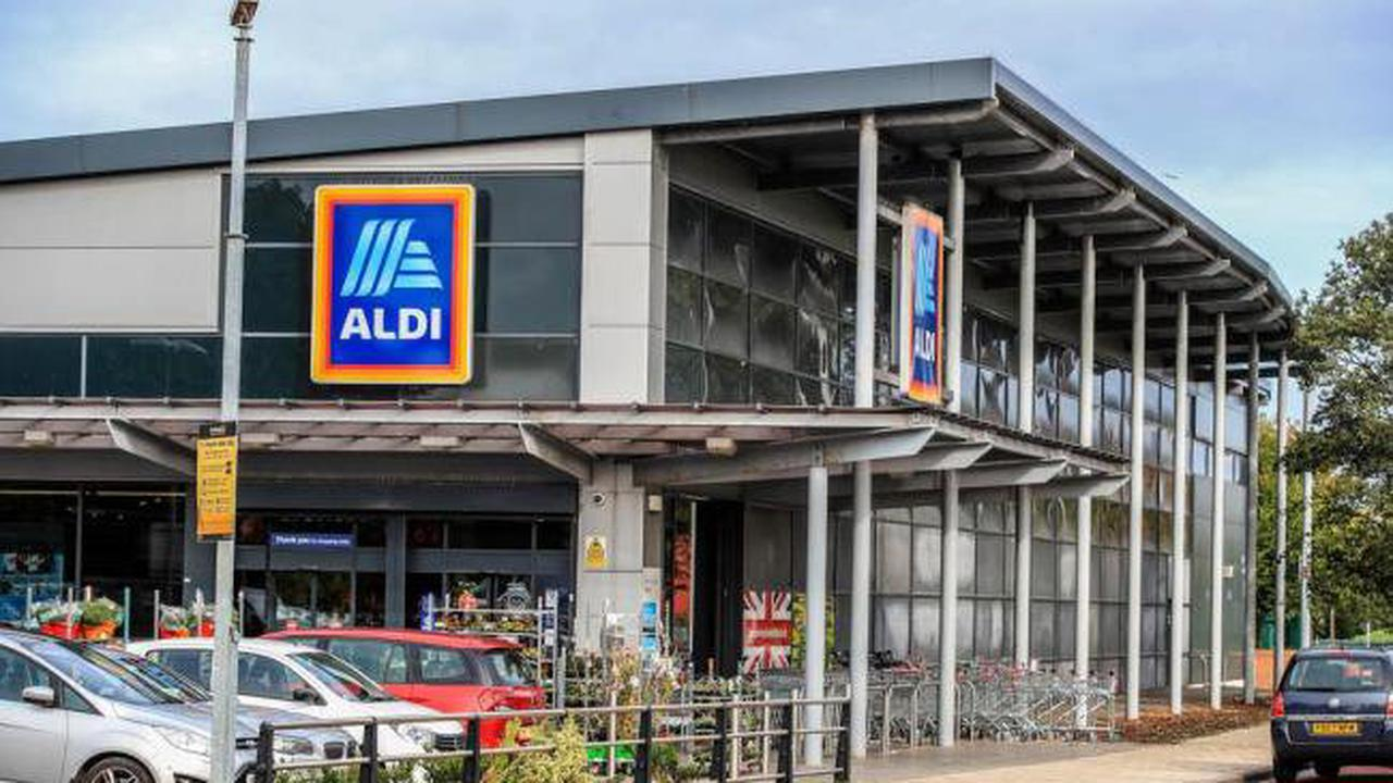 Where could the new Aldi store be located?