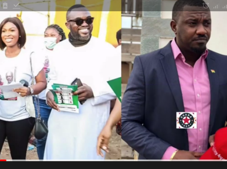 Actors James Gardiner, Kofi Adjorlolor, Kalsoume Senare and others join John Dumelo to campaign.