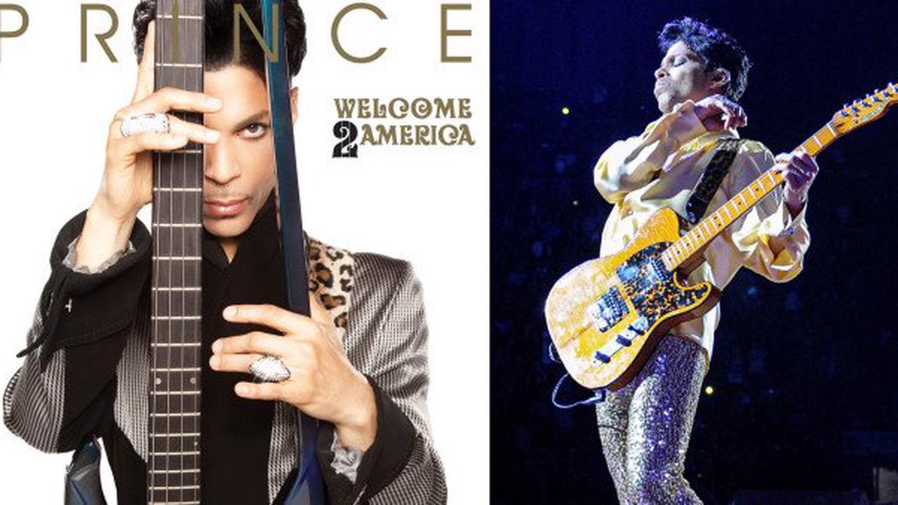 Prince's previously unheard album Welcome 2 America to be released