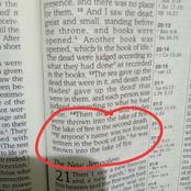 The Bible verse that sends Fear Among Christians and why Preachers try to Avoid it