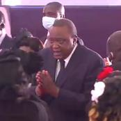 How Uhuru's Aide Acted On Realizing His Boss Had Gone Against COVID-19 Provisions [Video]