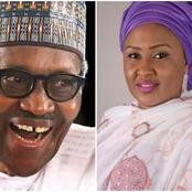 Today's article: See what President Buhari's wife wrote that sparked responses