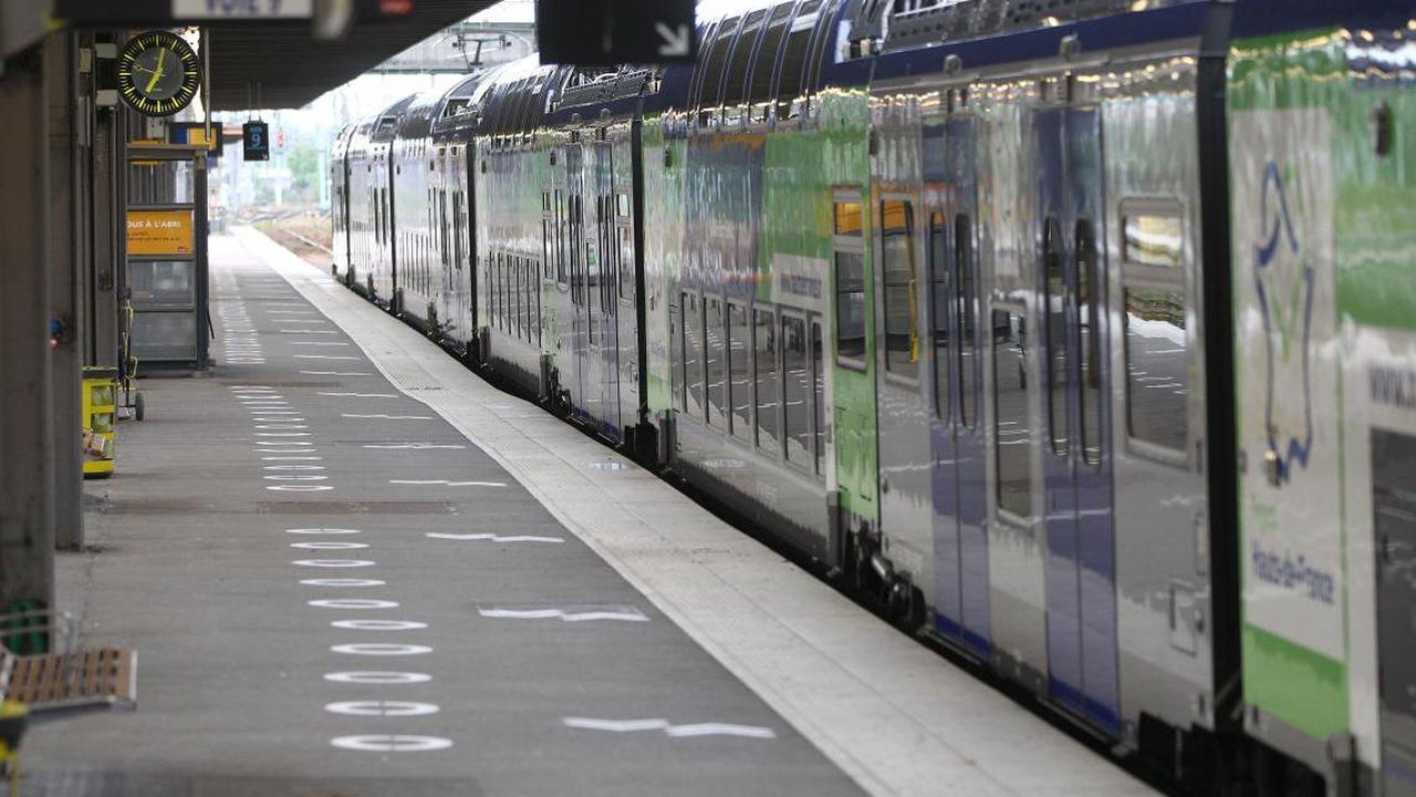 Une panne sur la ligne de TER Amiens-Paris Nord