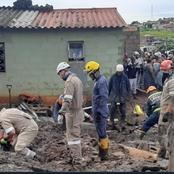 Two died after structure collapses due to heavy rains in kzn and one is missing