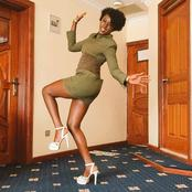 Internet Erupts as Akothee Posts Screenshot of Messages from a Man Who Confessed His Love & Asked for Ksh 1M