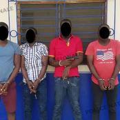 La Police a arrêté un gang de braqueurs spécialisé dans les attaques à main armée et a abattu un
