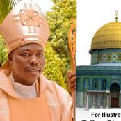 The Catholic Bishop Who Built A Mosque For Muslims In Adamawa, Read His Reasons For Doing It