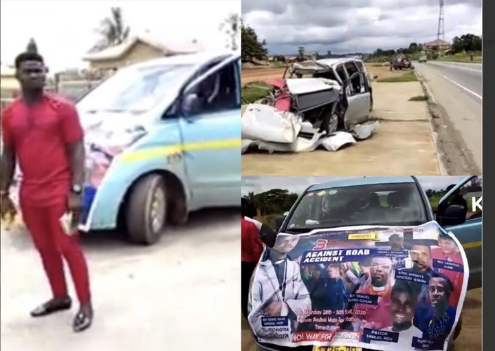 c26c6b89816defbcd2e02a3d88a78ddc?quality=uhq&resize=720 - Pastors spotted praying against accident on the Accra to Kumasi Highway (Video)