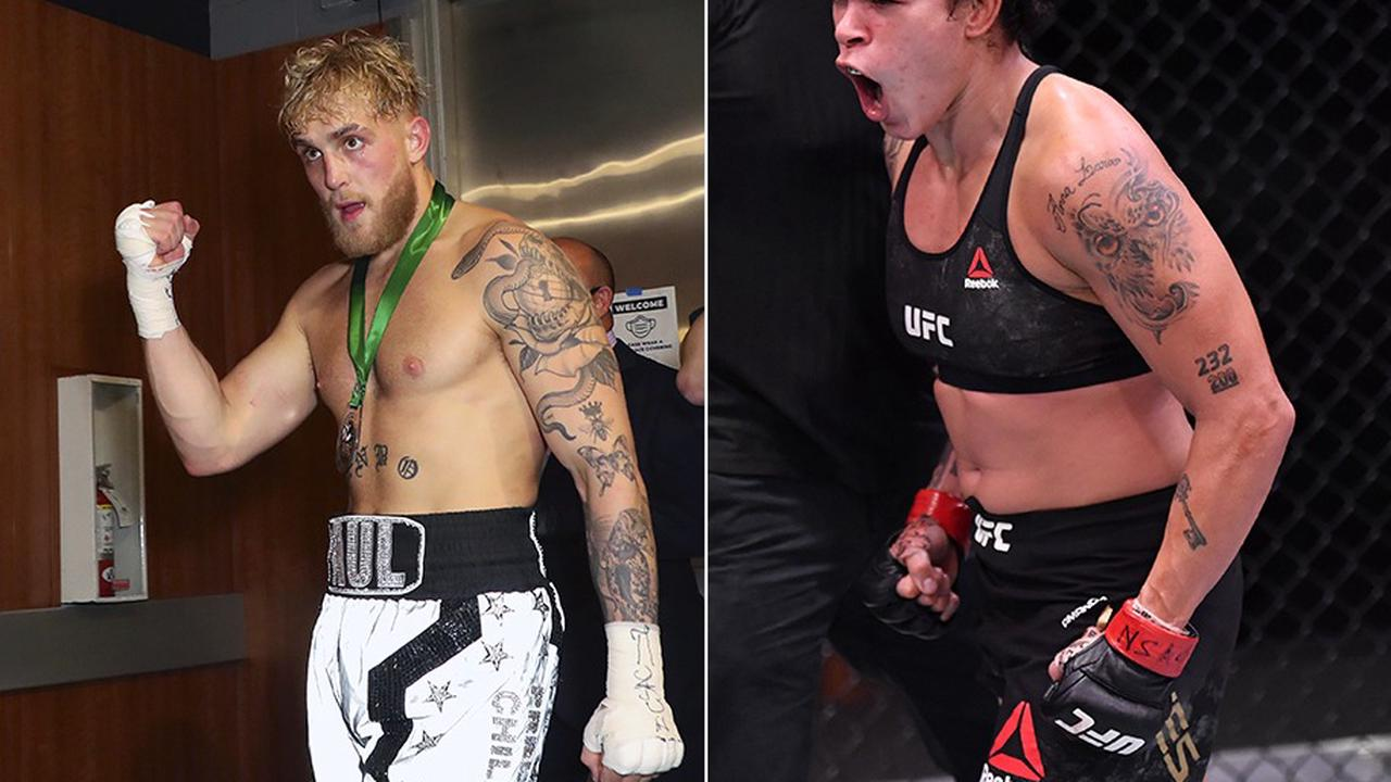 Jake Paul Won't Fight Amanda Nunes Fight Because Of Her (Checks Excuse List) 'Instagram Engagement' And Claims 'No One Knows Her'